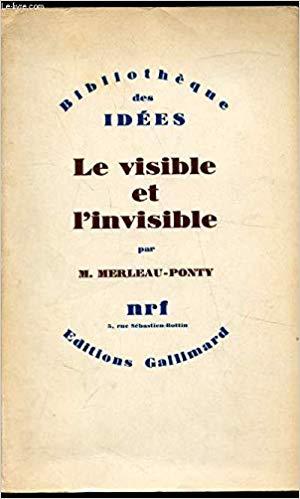 Merleau-Ponty - Editions GALLIMARD